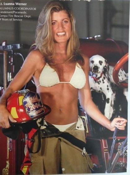 Teen nude fireman calendar