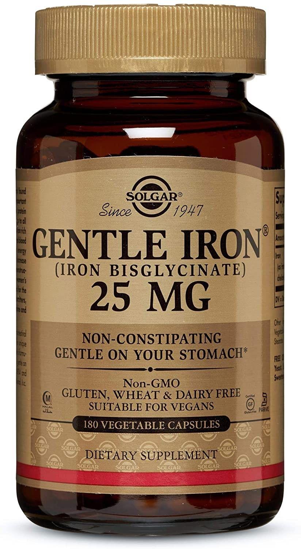 Gentle Iron Supplements