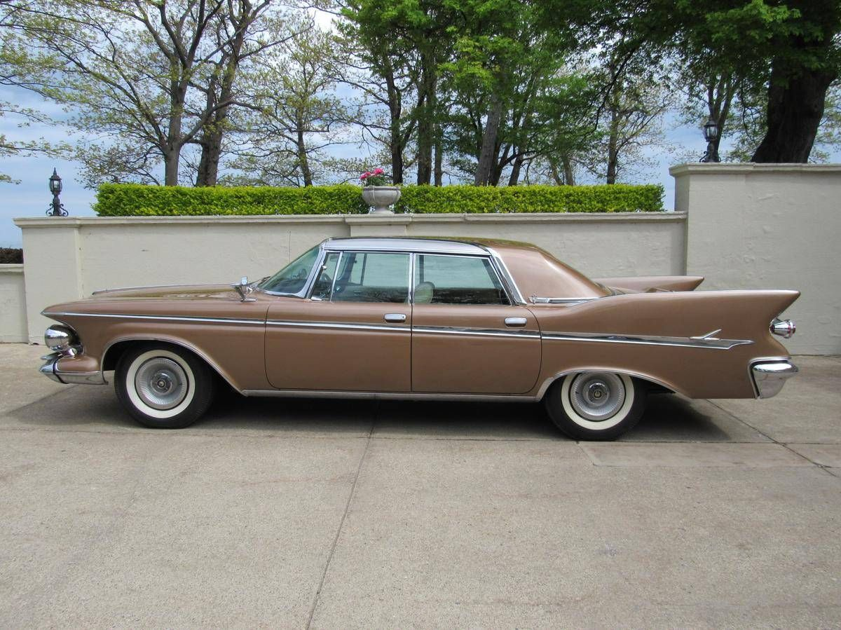 1961 Imperial Lebaron Southampton 4 Door Hardtop Sports Cars