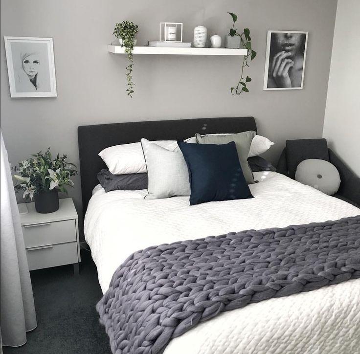 Schlafzimmer von karenlovesinyeriors instagram