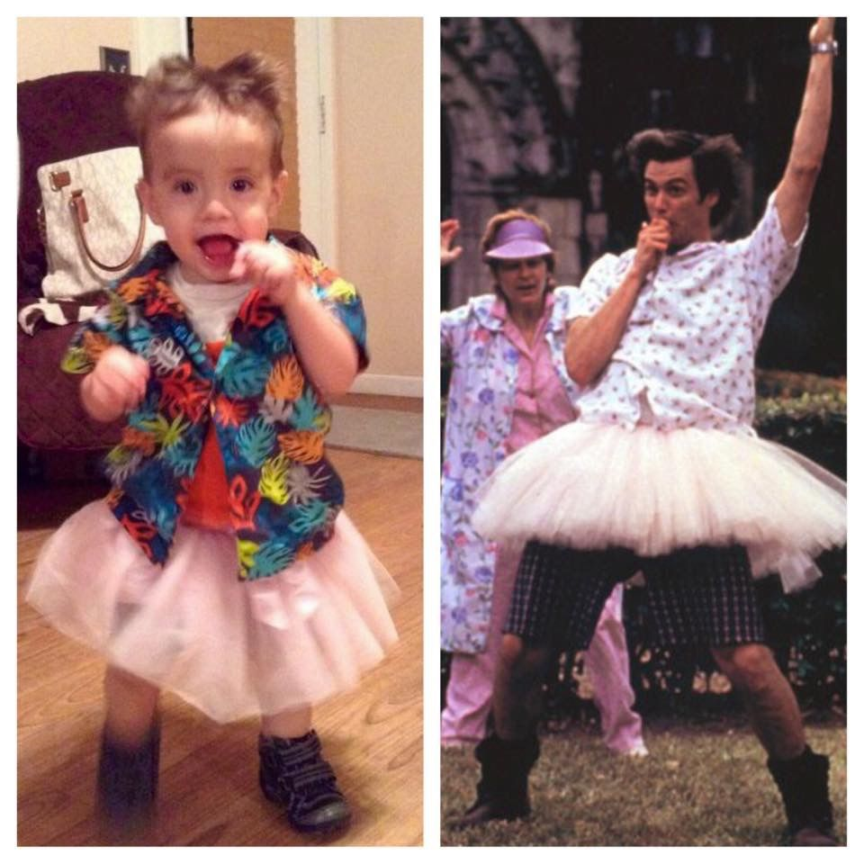 halloween costume toddler ace ventura epic easy costume - Ace Ventura Halloween Costumes