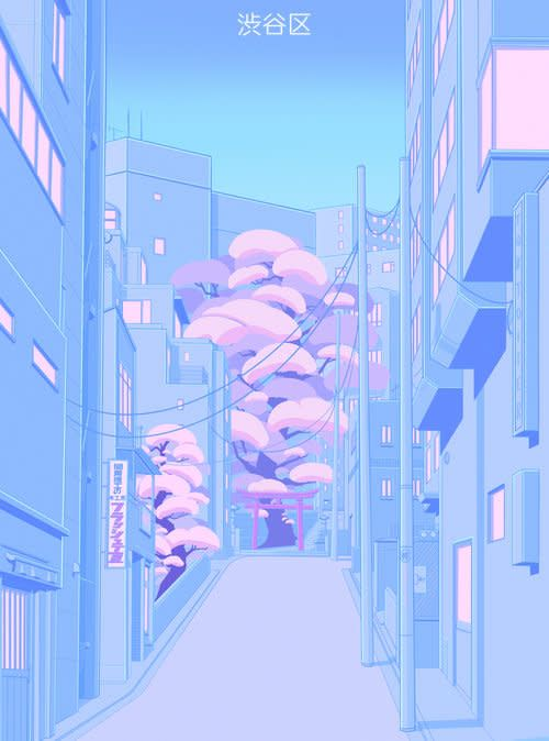 Tokyo Streetscapes