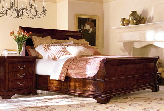 Superieur Henredon Cavalier Sleigh Bed Showroom Details: Henredon Interior Design  Showroom Suite 122 In Michigan Design Center