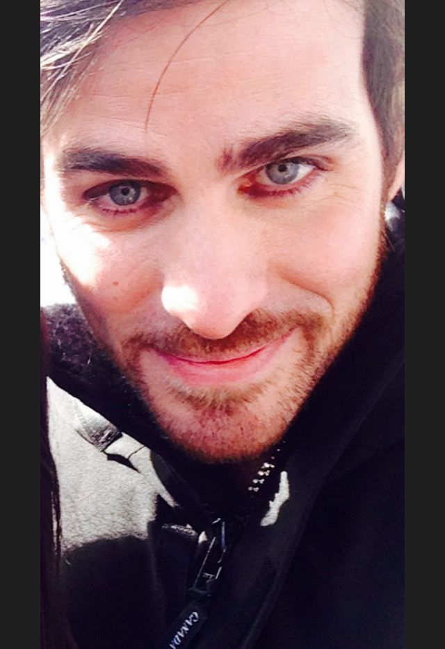 """Colin O'Donoghue - Behind the scenes - 5 * 22 """"Only you"""" - 15 March 2016"""