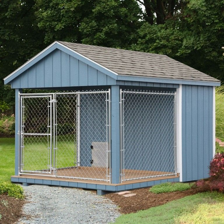 Turning A Dog Kennel Into Shed Small Chicken Coop Plans Turn Made