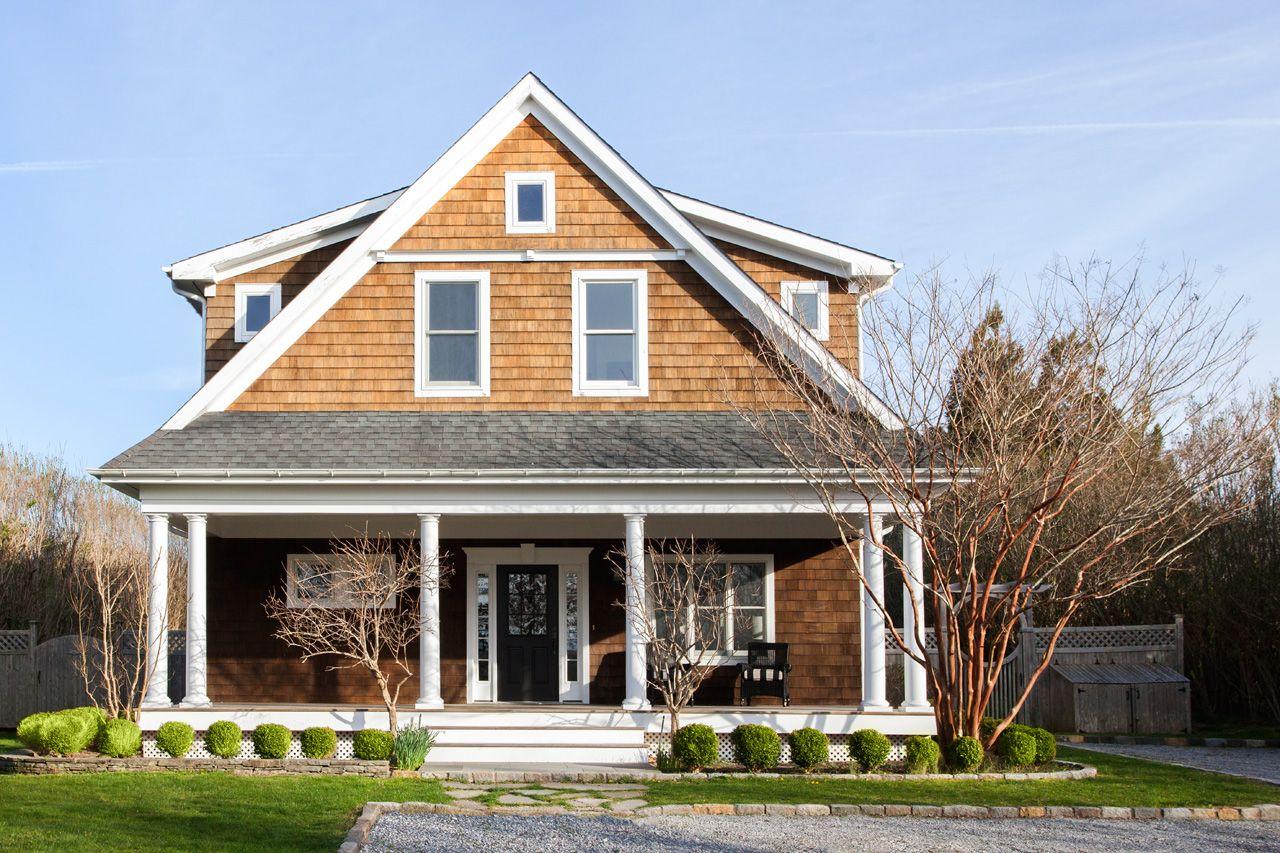 Montauk Mid-Century Modern Home Makeover | INTERIOR DESIGN PROJECTS ...