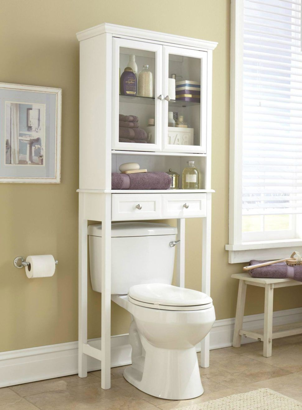 50 Bathroom Storage Ideas Mess Trimming Adorn Your Private Loo Bathroom Cabinets Over Toilet Toilet Storage Bathroom Storage