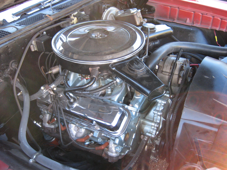 1970 gto 455 engine gto