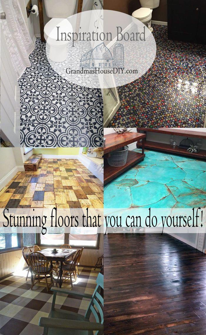 Hometalk flooring ideas that will floor you pinterest flooring hometalk flooring ideas that will floor you pinterest flooring ideas inspiration boards and board solutioingenieria Gallery