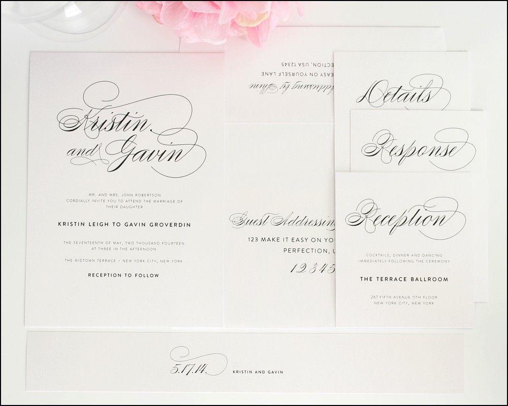 Fantastic Wedding Invitations Debenhams Embellishment - Invitation ...