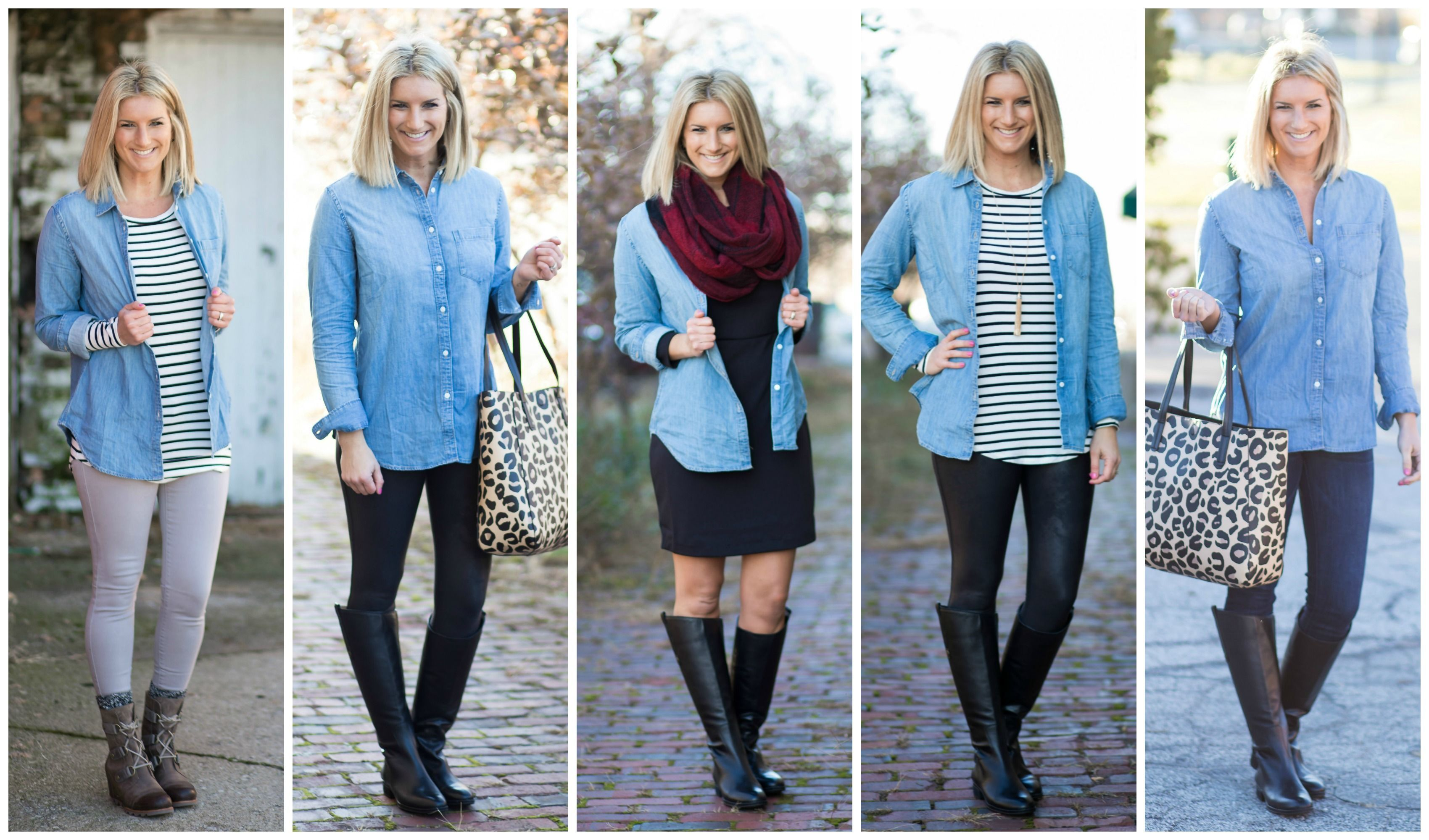 97f15b9c646 How To Build A Winter Capsule Wardrobe - Living in Yellow ...