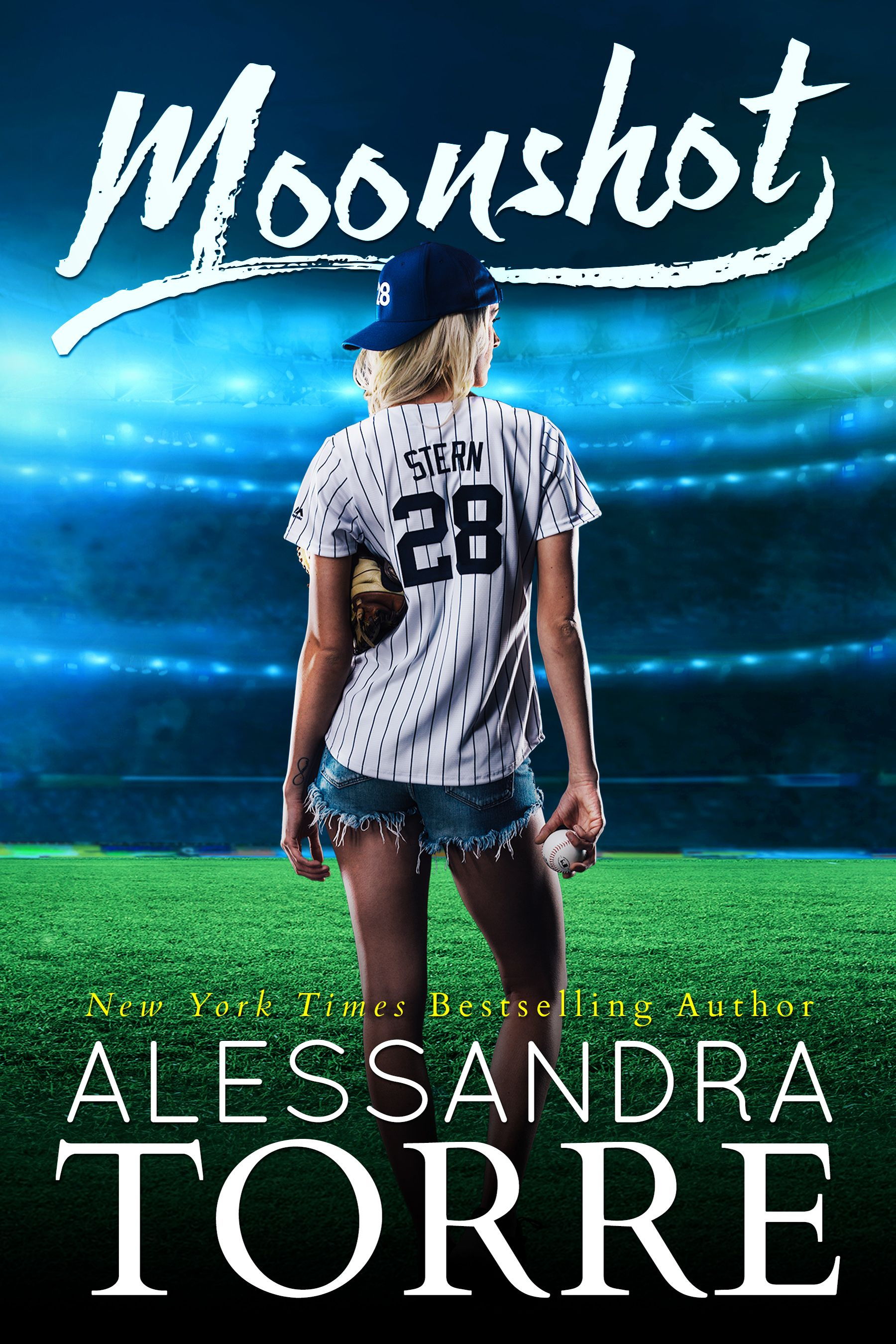 Moonshot by Alessandra Torre – out July 4, 2016