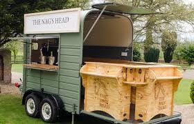 Image Result For Converted Horse Float Bar Food Truck
