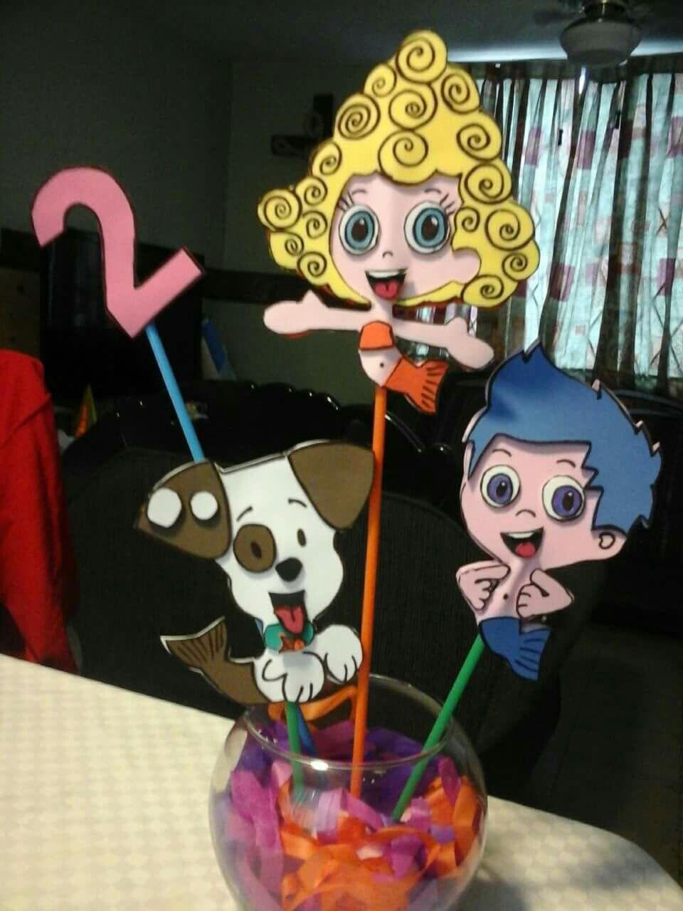 Famoso Página Para Colorear De Guppies De Burbujas Friso - Dibujos ...