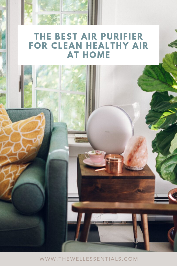How To Choose The Best Air Purifier For Your Home