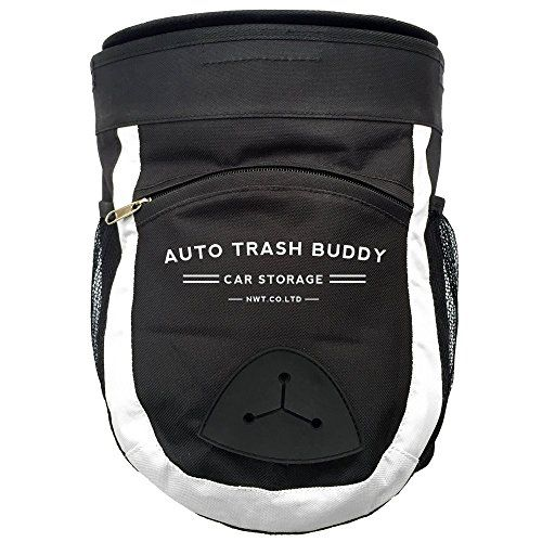 This is a great Gift idea - I love my new Buddy  - Car Garbage Can - Auto Trash Buddy- Premium Car Trash Bag with inner liner- New Wave Trading Company Ltd http://www.amazon.com/dp/B013RHUVX8