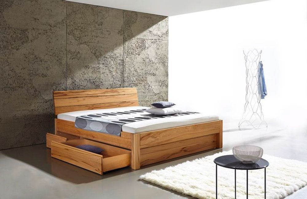 Tolle Bett 160x200 Mit Bettkasten Deutsche Deko Pinterest