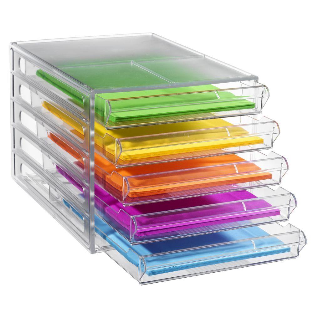 Plastic A4 Filing Drawers พยาบาล เคล ดล บการเร ยน