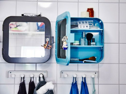 Home Ikea Finds Organizing Small Home Tiny Bathrooms