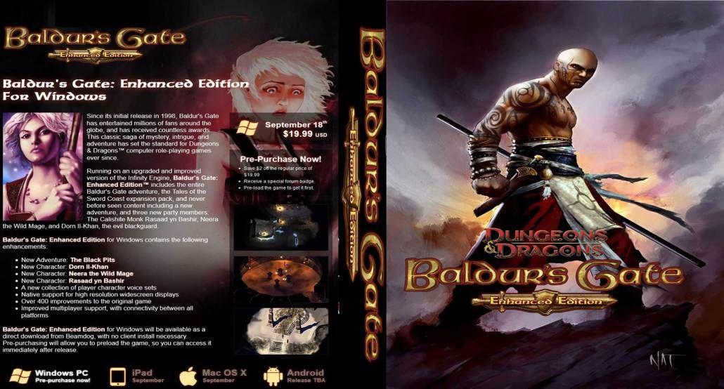 baldurs gate enhanced edition download