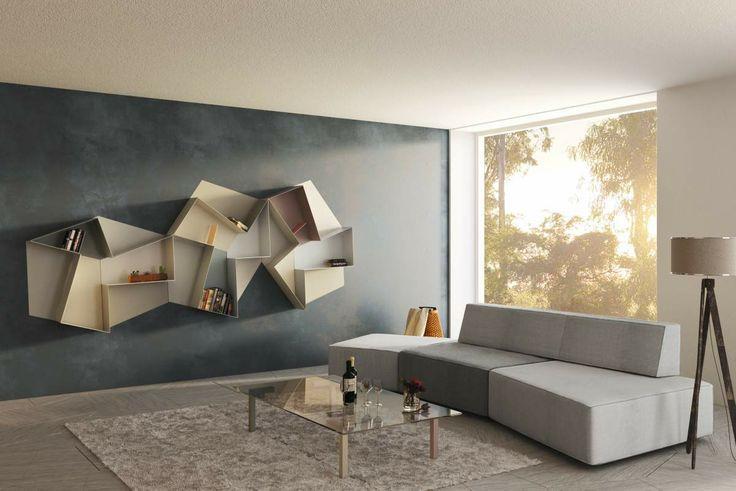 Sala de estar lago it living room by lago it for Lago living room