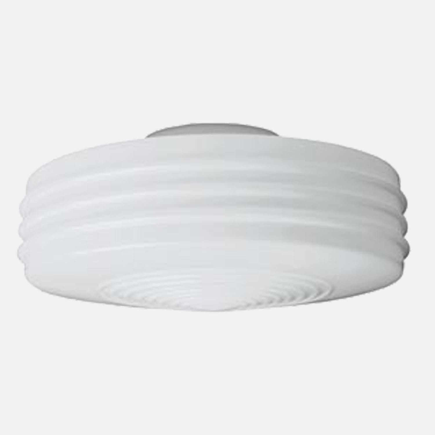 Art deco hallway lights  Fluted Deco Shade  Opal  Products  Pinterest  Flutes and Products
