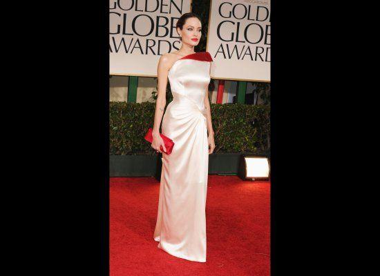 Angelina Jolie Golden Globes