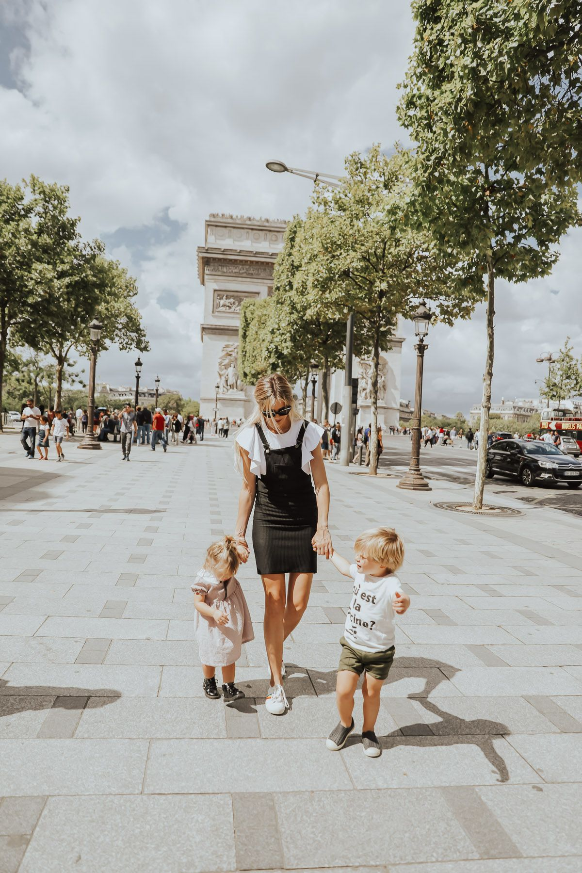 Montmartre and More - Barefoot Blonde by Amber Fillerup Clark