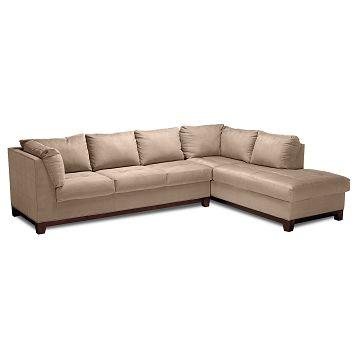 Soho Ii Upholstery 2 Pc Sectional Value City Furniture Value City Furniture Furniture Purple Living Room