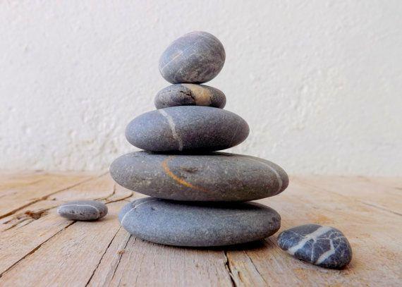 Zen Stones Meditation Stacking Stones Japanese Zen Garden With