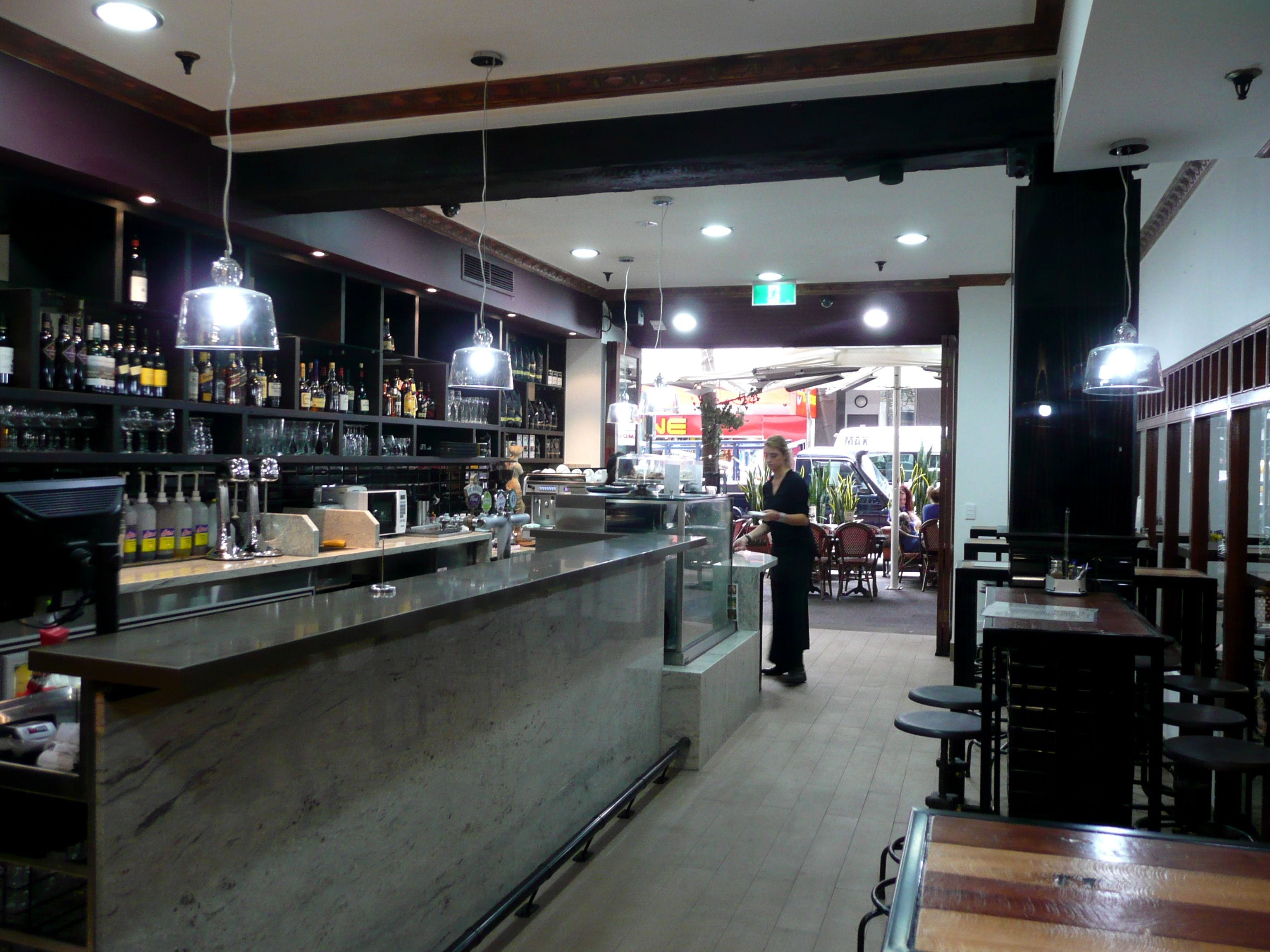 Pic Cafe Mondial Brisbane Commercial Kitchen Design Interior Design By
