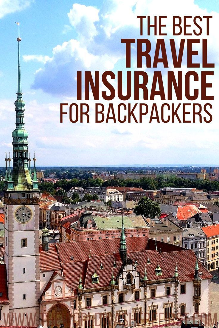 The Best Travel Insurance For Backpacking Europe | Best ...