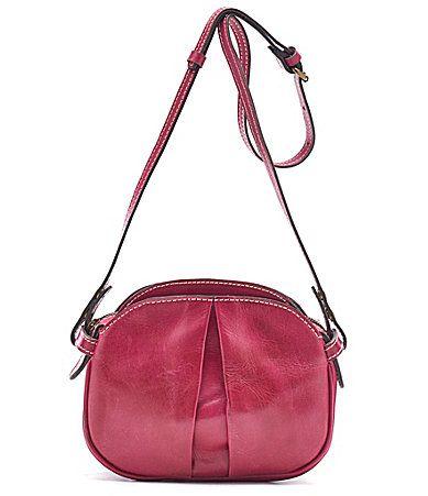 Patricia Nash Chania CrossBody Bag #Dillards