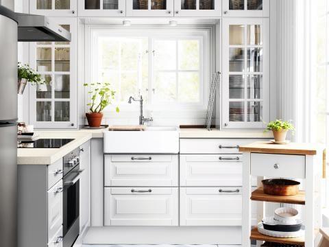 IKEA-Küche 1 | Hausideen | Pinterest | Ikea küche, Ikea und Küche