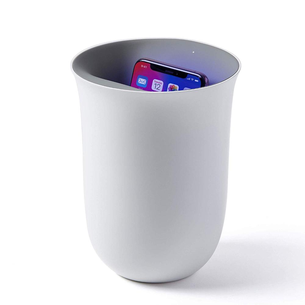Lexon OBLIO Advanced Automatic UV Sanitizer With QI Wireless ...
