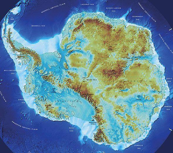Ist Die Antarktis Ein Kontinent