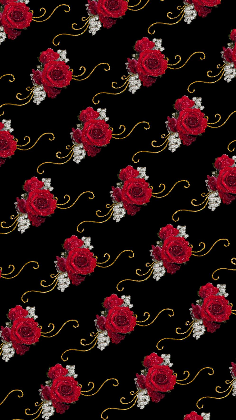 Wallpaper By Artist Unknown Flower Wallpaper Iphone Background Wallpaper Rose Wallpaper