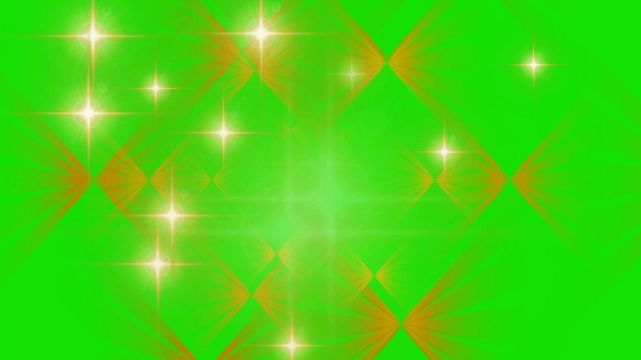 Star Video Effect Green Screen Stars Video Star Video Effect Green Screen Video Backgrounds Green Screen Backgrounds Greenscreen