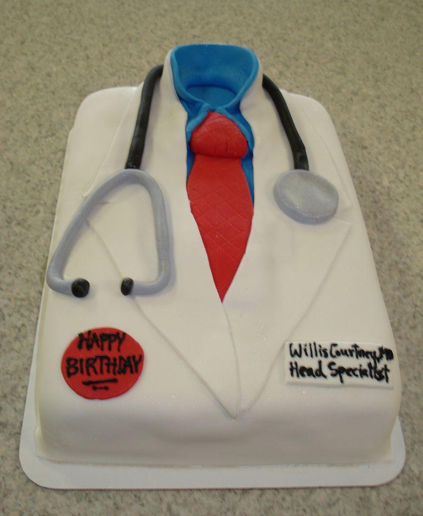 Doctor Cake 21st Bday