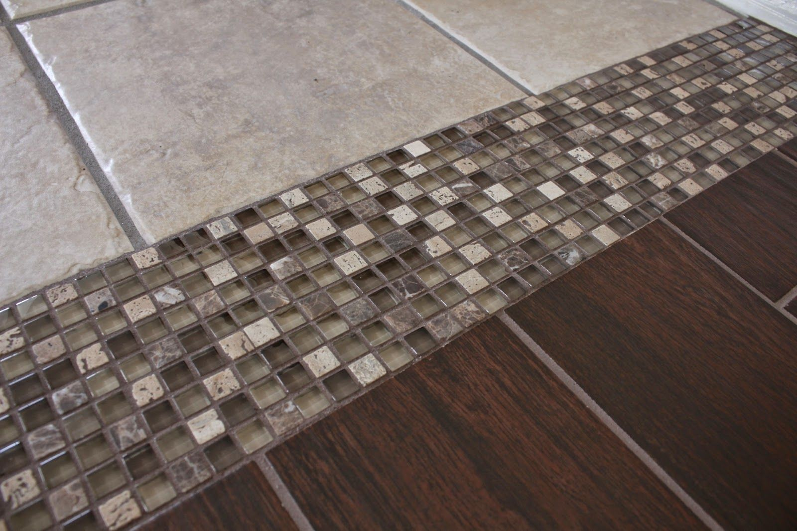 Mosaic Kitchen Floor Wood Look Tile Everything You Want To Know Living By Lynette