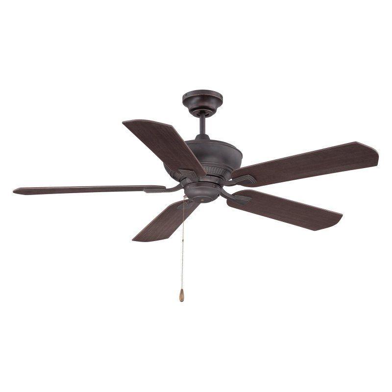 Savoy House Braddock 52-100-5RV 52 in. Indoor Ceiling Fan - 52-100-5RV-213