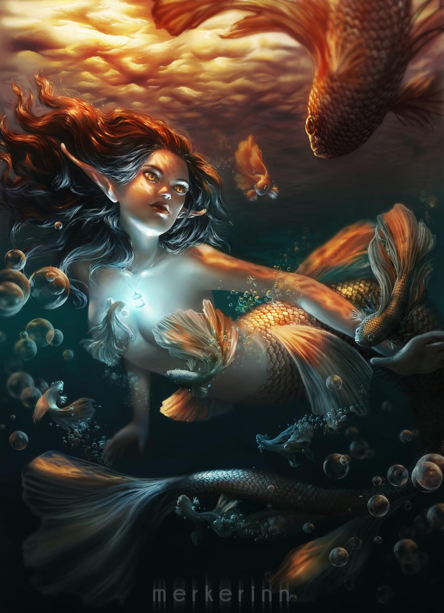 Source Artist - Heart Of Mermaid