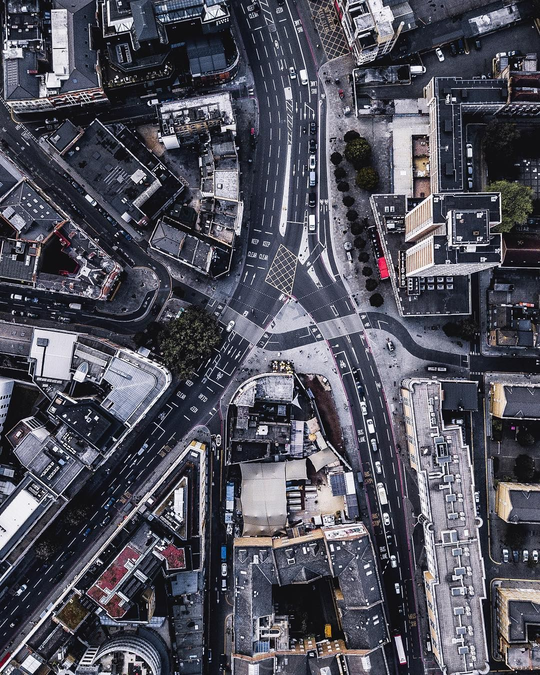 Creative Drone Photography By Ben Moore Inspiration