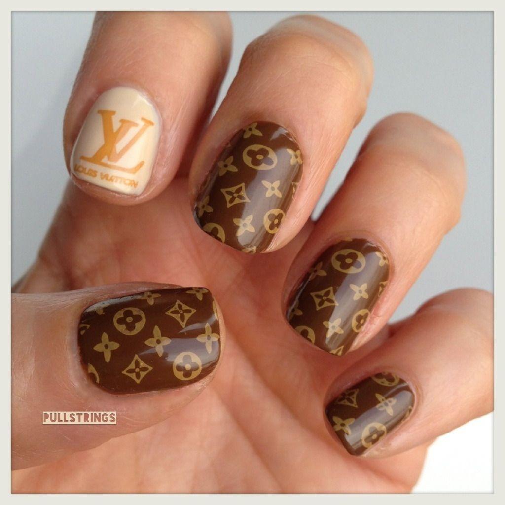 Pullstrings : Photo | Nails | Pinterest
