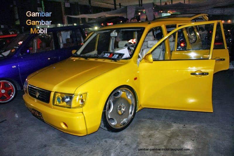 Gambar mobil modif - Gambar Gambar Mobil | Kijang, Mobil ...