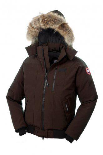 Canada Goose Chilliwack Anorak maron