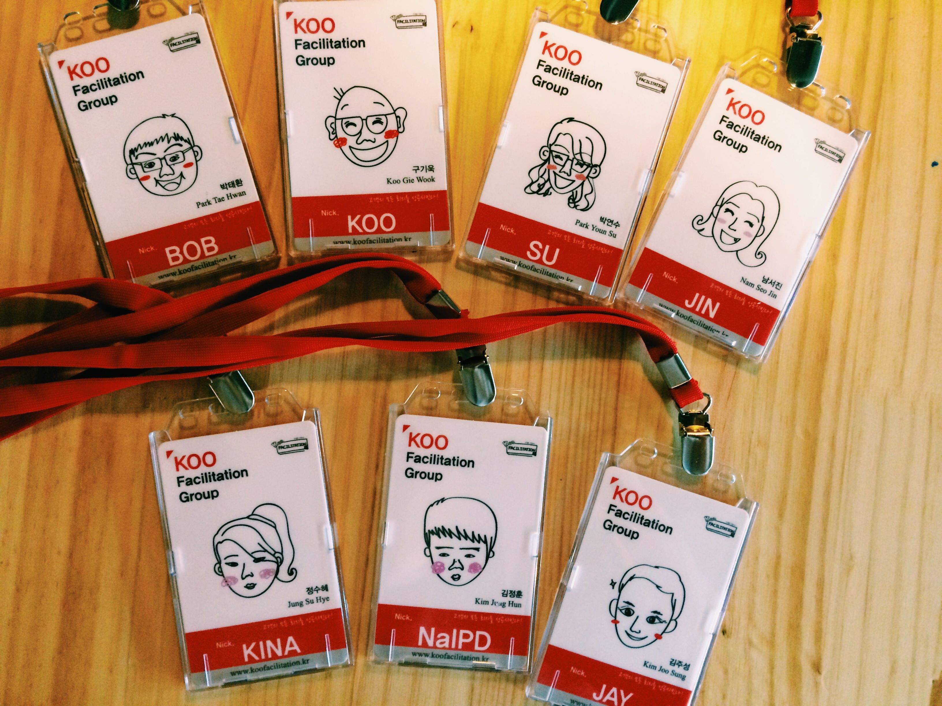 Image result for alternative conference lanyard | !DEA: PAPERCHASE ...