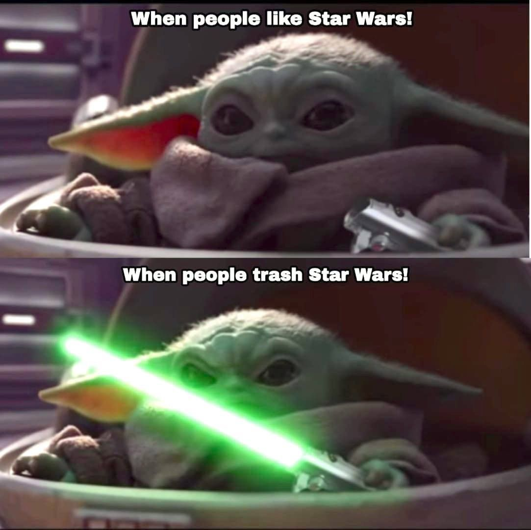 Don T Trash Star Wars Star Wars Humor Star Trek Funny Star Wars Memes