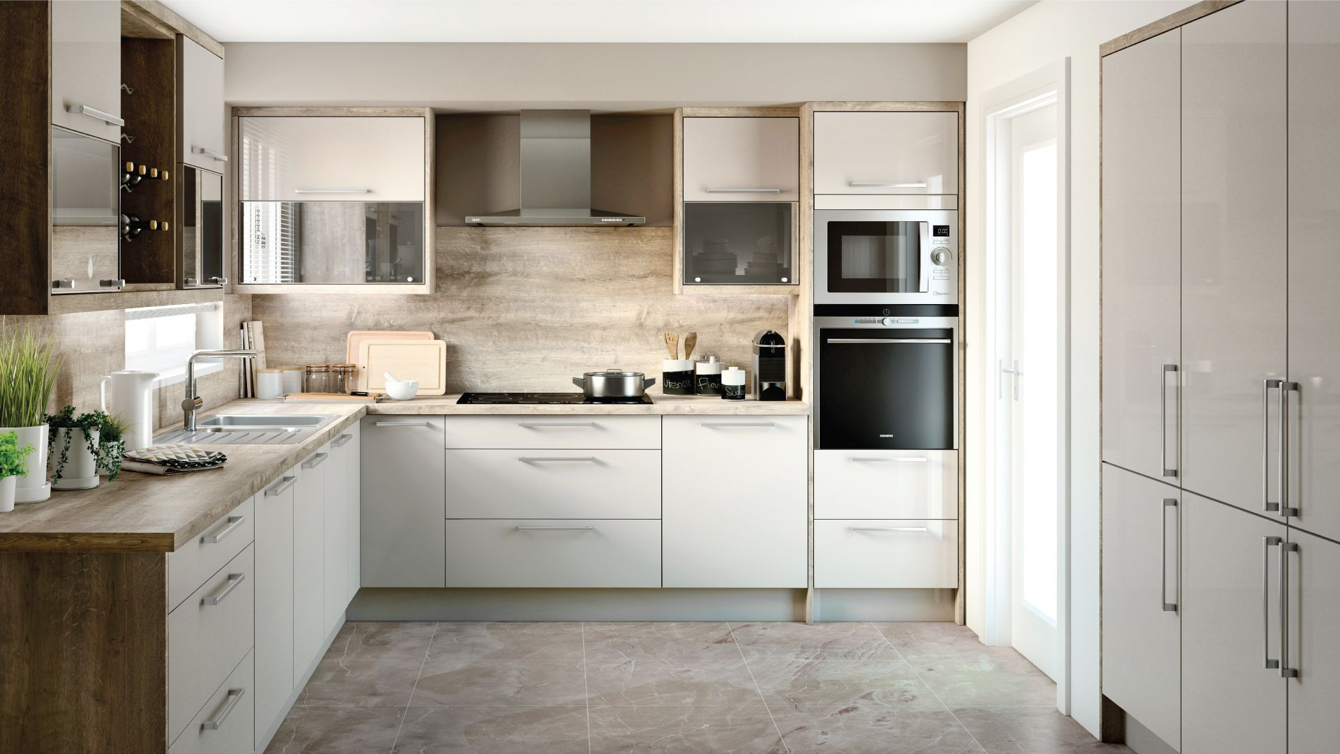 Beverly Kitchen Kitchen fittings, Kitchen, Kitchen meaning