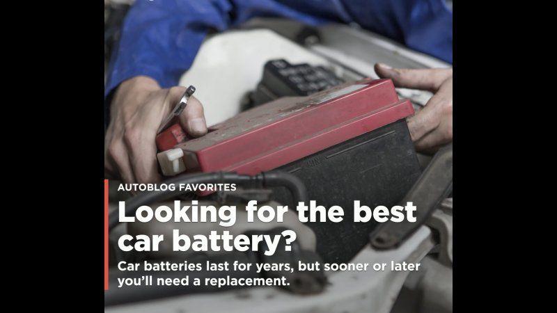 Our 4 Favorite Car Batteries Car Battery Car Batteries Car
